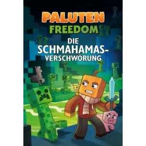Die Schmahamas Verschwörung Paluten Buch  Minecraft Freedom