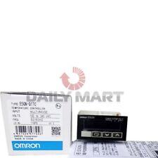 Brand New in Box Omron E5GN-Q1TC 100-240 VAC Temperature Controller