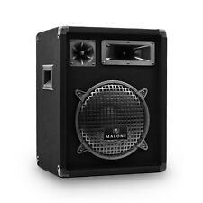 [OCCASION] ENCEINTE HAUT PARLEUR DJ PA SCENE CONCERT TOURNEE 400W 3 VOIES SUBWOO