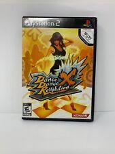 Dance Dance Revolution X (Sony PlayStation 2, 2008)
