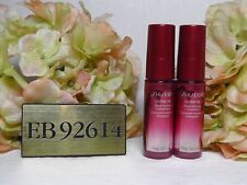 2 x Shiseido Ultimune Power Infusing Concentrate 15ml Each.*Fresh*New*