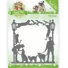 ADD10116 AMY DESIGNS PETS CUTTING DIE - PET FRAME
