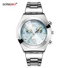 Women's Luxury Quartz Women Watches Stainless Steel Deco Dial Ladies Wristwatch