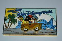 Mickey & Minnie Greetings From Walt Disney World Wish You Were Here Pin 22084