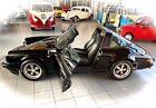 *NEUWERTIGE IKONE* Porsche 911 Carrera Targa 3.2 G-Modell G50 im Oldtimer Museum