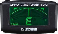 Boss Guitar & Bass Tuners