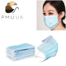 Permanent Makeup Hygiene MOUTH MASK Microblading SPMU Salon Disposable - 20 Pack
