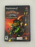 Ratchet & Clank: Up Your Arsenal - Playstation 2 PS2 Game - Complete & Tested