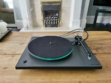 Rega RP3 Turntable with Groovetracer Reference Subplatter and Michell weight
