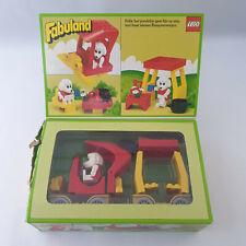 Lego Fabuland - 3641 Car & Camper