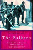 The Balkans (Universal History), Mark Mazower, New