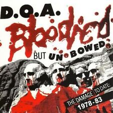 D.O.A. - Bloodied But Unbowed [New CD]