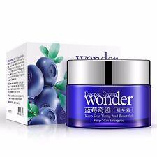 Bioaqua Wonder Blueberry Facial Essence Cream