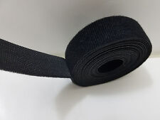 """VELCRO® Brand Reusable ONE-WRAP® Strap Double Sided Hook & Loop 2"""" x 5ft  Black"""