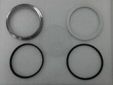 Replica Speedometer Bezel/Lens Kit For Harley-Davidson