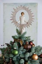 Willow Tree Nativity - Starlight Tree Topper Demdaco