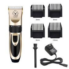 Pet Dog Grooming Clippers Kit For Dog Cat Hair Trimmer Groomer Professional Set