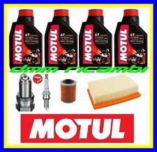 1 Litro Olio Motore 4t Moto Motul 7100 5w40 100 Sintetico API SN JASO Ma2
