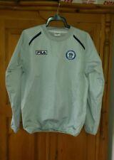Rochdale  football sweatshirt  Fila Size M