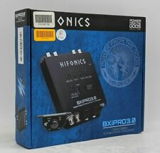 Hifonics BXI PRO 3.0 BXiPRO3.0 Digital Bass Enhancement Processor -NR5726