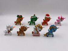 Tokidoki Christmas Unicorno Blind Box Set Of 8 Without Chaser