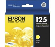 Epson GENUINE 125 Yellow Ink STYLUS NX420 NX625 T1254