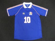 Adidas Polo Futebol France Jersey T-Shirt Blue White Red 2XL D86482 MSRP $50.00