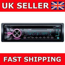 Sony MEX-N6002BD CD Radio DAB + Bluetooth coche estéreo reproductor USB IPHONE AUX NUEVO