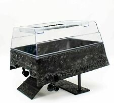 Penn Plax Turtle Tank Topper - Above-Tank Basking Platform for Turtle Aquariums,