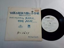 ROLLING STONES Jumpin' Jack Flash WITH MICK'S INTRO. JAPAN PROMO EP TOM JONES