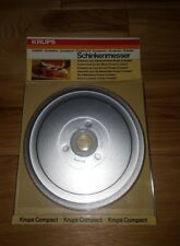 NEW Krups Schinkenmesser Ham Blade Attachment Compact Slicer Sealed 009 00