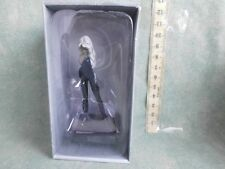 MARVEL  THE CLASSIC FIGURINE LEAD BLACK CAT # 18