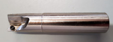 Mitsubishi Carbide Indexable End Mill Through Coolant - 2 Flute BXD 4000R Series