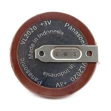 Funkschlüssel Akku PANASONIC VL2020 Batterie 3V f. Funk Fernbedienung BMW Accu