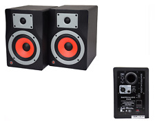 "SM PRO RM05 5"" 2-WAY ACTIVE NEAR-FIELD STUDIO MONITORS/AMPLIFIED SPEAKERS (PAIR)"