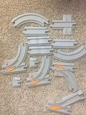 Geotrax Track Gray Road Switches Lot of 13 Pieces