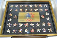 Limited Edition Los Angeles 1984 Games Of The XXIIIrd Olympaid Pins Series #2