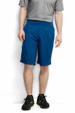 NEW Lands End BLUE Active SHORTS mens Small 28 30 Athletic