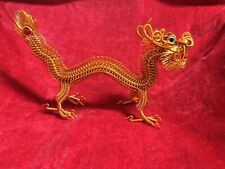 Dragon Handmade Wire Sculpture