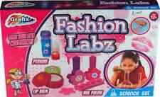 3 In 1 Kids Make Your Own Perfume Lip Balm Nail Polish Science Lab Toy Gift New