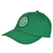 27f0ec47967c0 CELTIC FC GREEN COLOUR OFFICIAL ADULT BASEBALL CAP HAT NEW XMAS GIFT