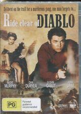 RIDE CLEAR OF DIABLO -  Audie Murphy, Susan Cabot, Dan Duryea - DVD