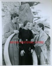 """Johnny Weissmuller Tarzan And His Mate 8x10"""" Photo From Original Negative #M2557"""