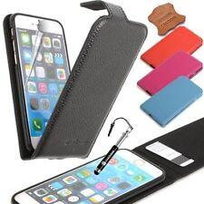 pour Apple iPhone 6S Plus 6 Plus Vrai étui à rabat cuir