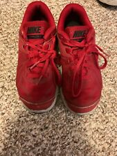 Nike Run Lite 5 Little Boys Red & Black Lace Up Size 12C