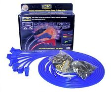 Taylor 73653 8mm Spiro Pro Ignition Wire Set Universal Fit 135 deg. Boot 8 c