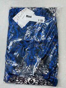 LuLaRoe Maxi Skirt Size Large 32