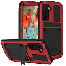 For Samsung Galaxy S21 Plus Ultra Case Waterproof Shockproof Protective Cover