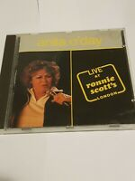 Anita O'day - Live at Ronnie Scott's London (CD)