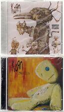 2 CD Korn `Korn & Issues` Neu/New/OVP